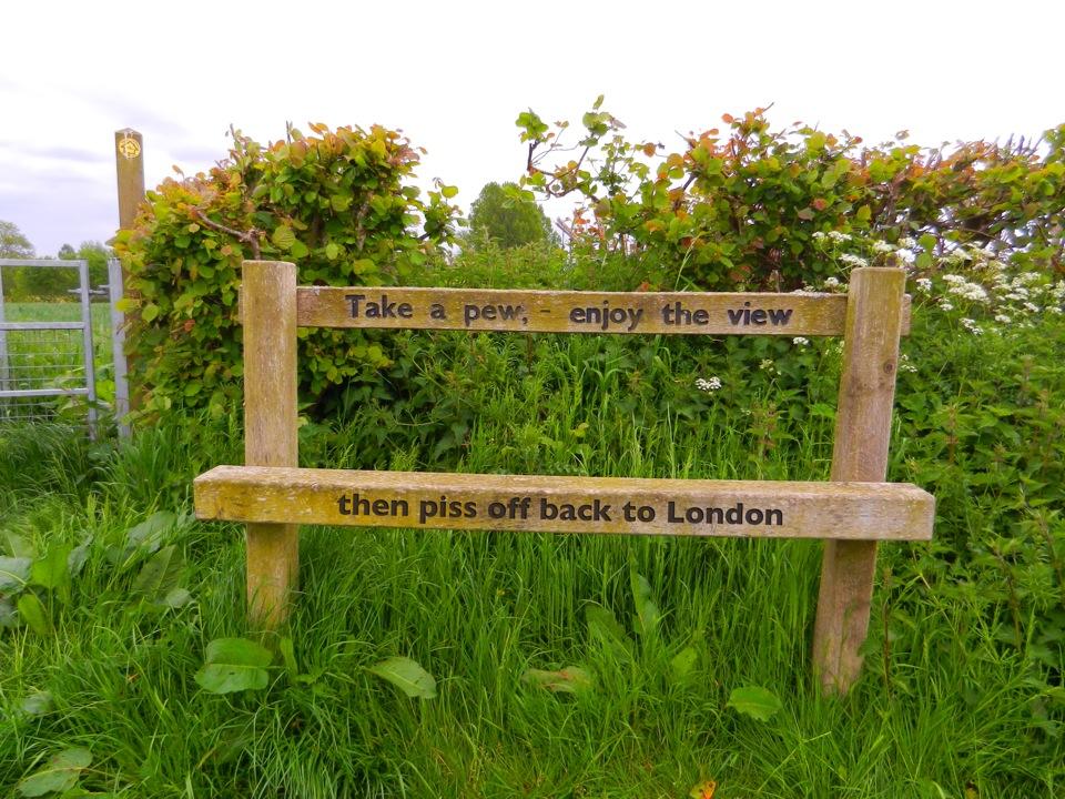 Seen in Kent