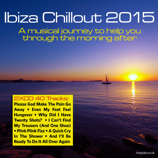 The Essential Ibiza Chillout Album For 2015 The Poke