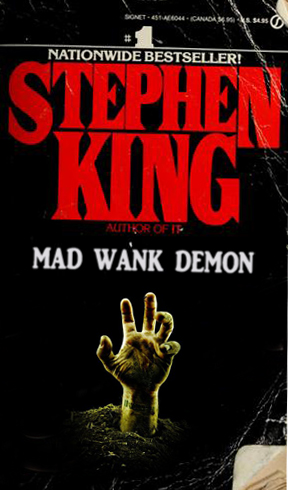 Some amazing new Stephen King books have been discovered ...   288 x 490 jpeg 101kB