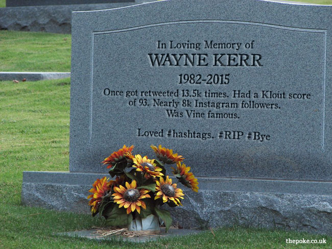 Find A Grave Steve Jobs: A Modern Gravestone The Poke