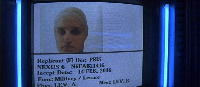 Its Roy Batty Of Blade Runners Inception Date Happy