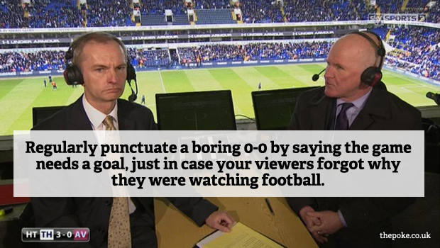 Football Pundits - Image Copyright ThePoke.Co.Uk