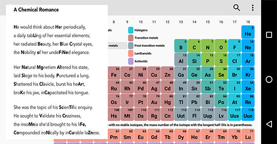 A poem containing the first 100 elements of the periodic table the poke urtaz Image collections