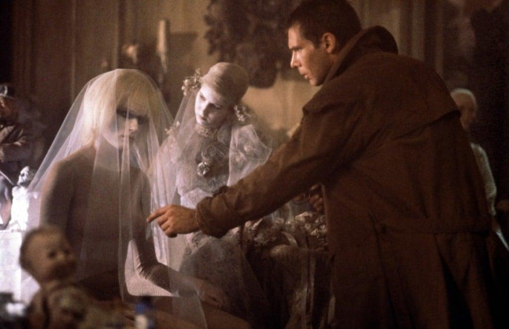 It's Pris of Blade Runner's inception date! Happy Birthday Pris ...