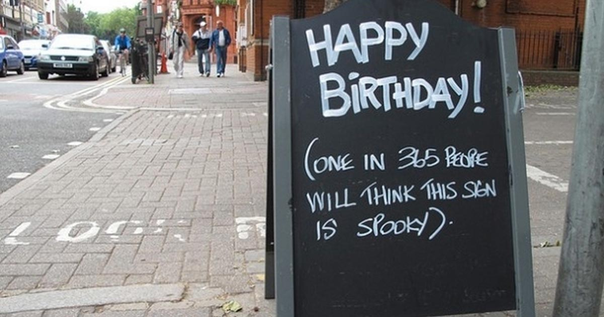 49 of the best British pub chalkboards ever