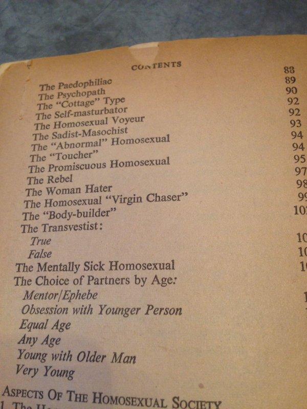 Homosexual poke