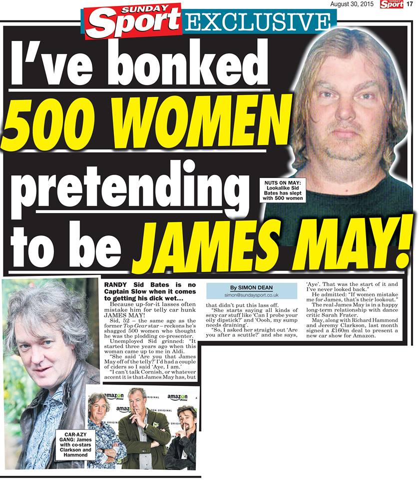 Sunday sport funniest headlines for dating