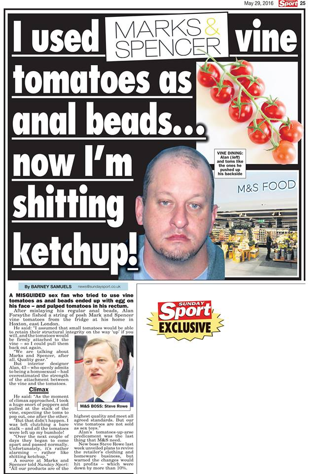 Daily sport best headlines dating