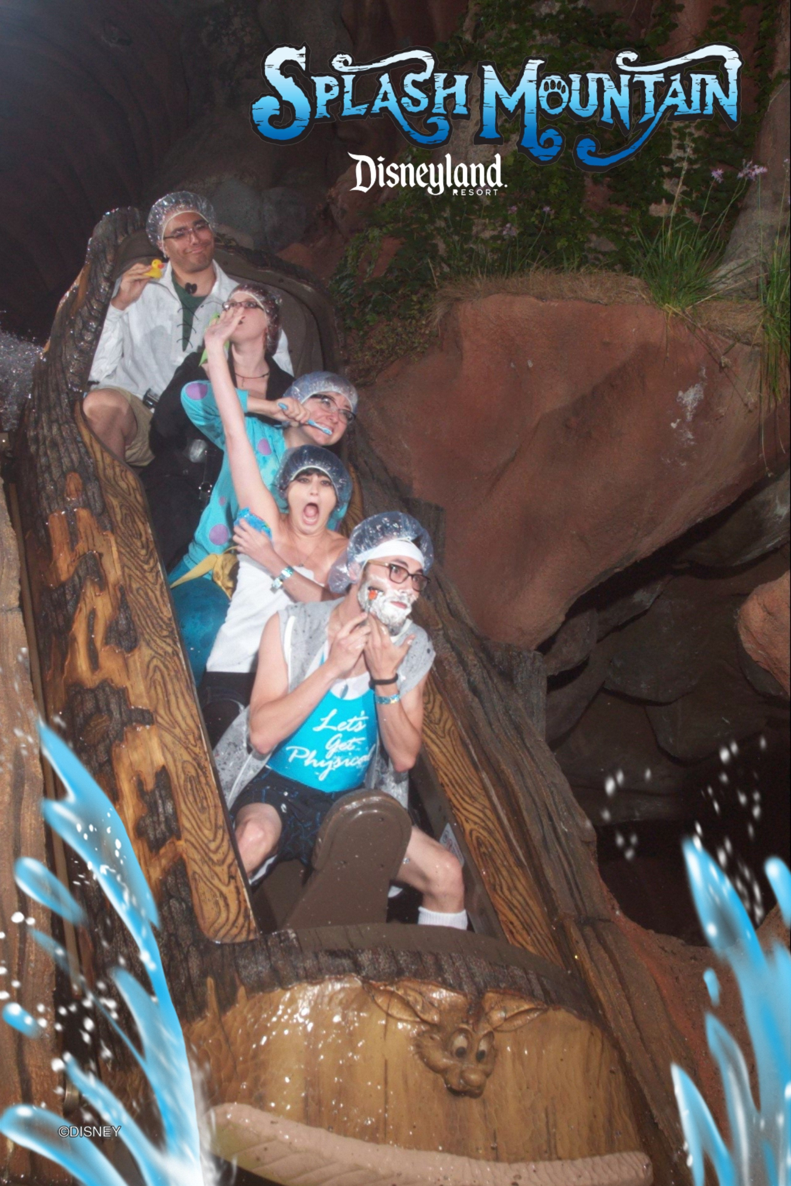 splash mountain pictures - HD 768×1152