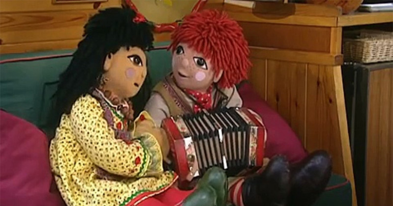 Danny Dyer lends his NSFW vocal talents to Rosie and Jim