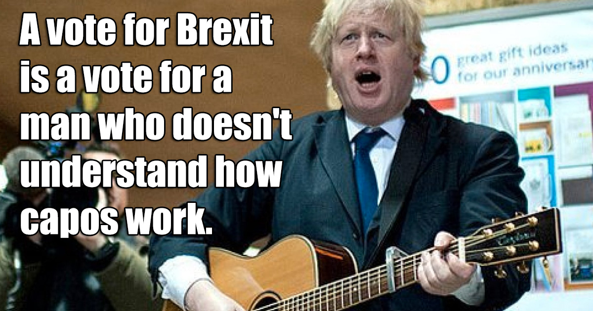 Simply the five funniest anti-Brexit tweets The Poke