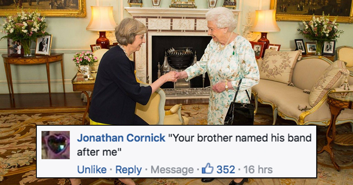 Theresa May theresamay  Twitter