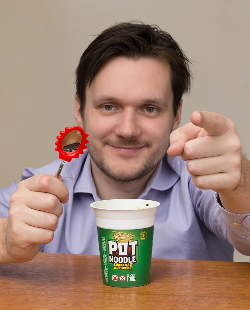 light bulb moment pot noodle will make your idea reality the poke