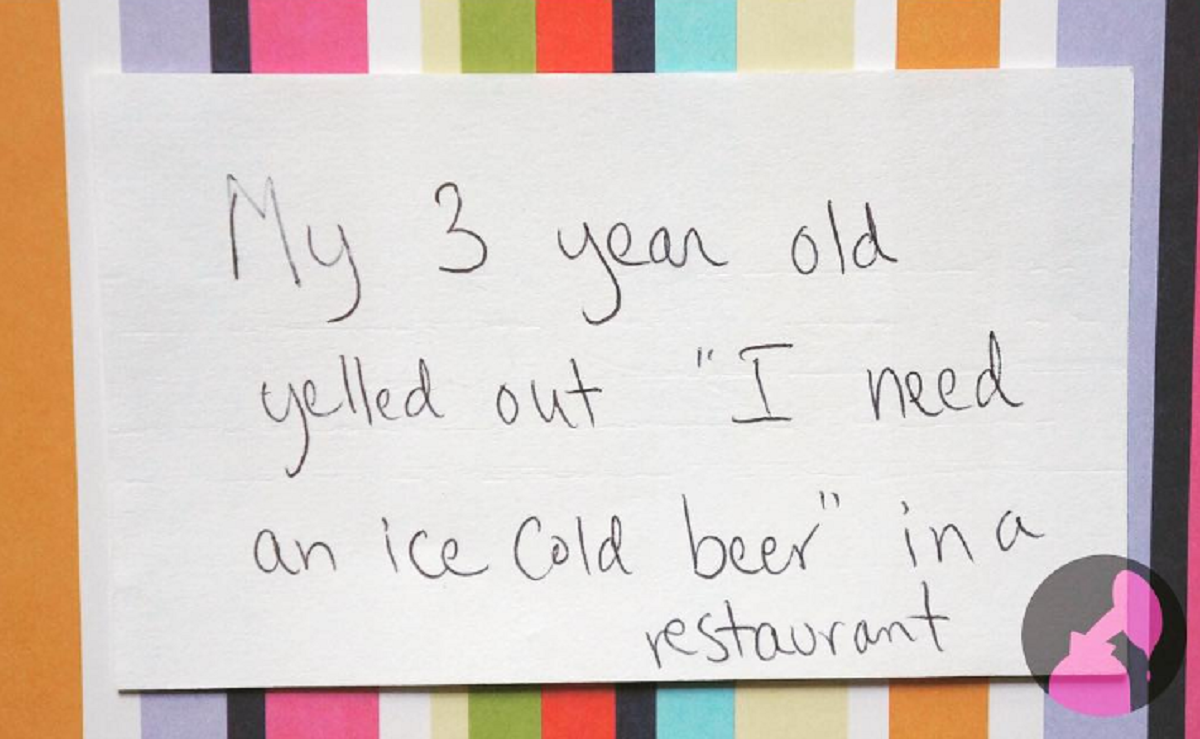 Parents Are Sharing Stories Of Their Kids Saying And Doing Funny - 19 hilarious things that kids have said to their parents
