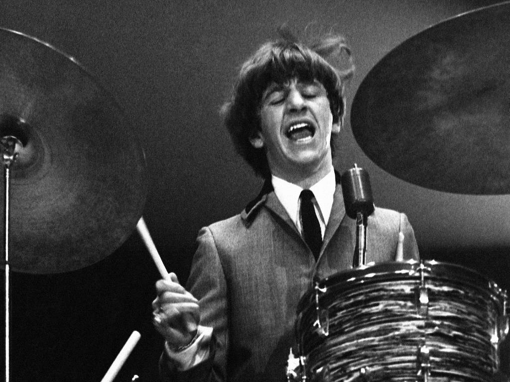 So Ringo Starr Took A Which Beatle Are You Personality Test And Didnt Like The Result Much Poke