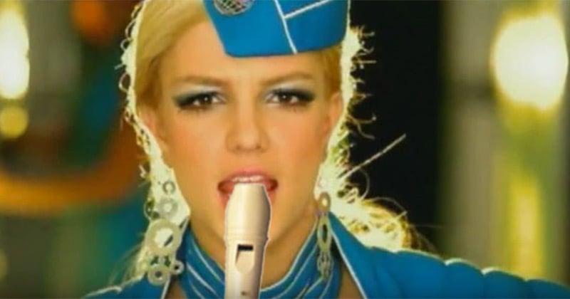 Toxic by Britney Spear... Britney Spears