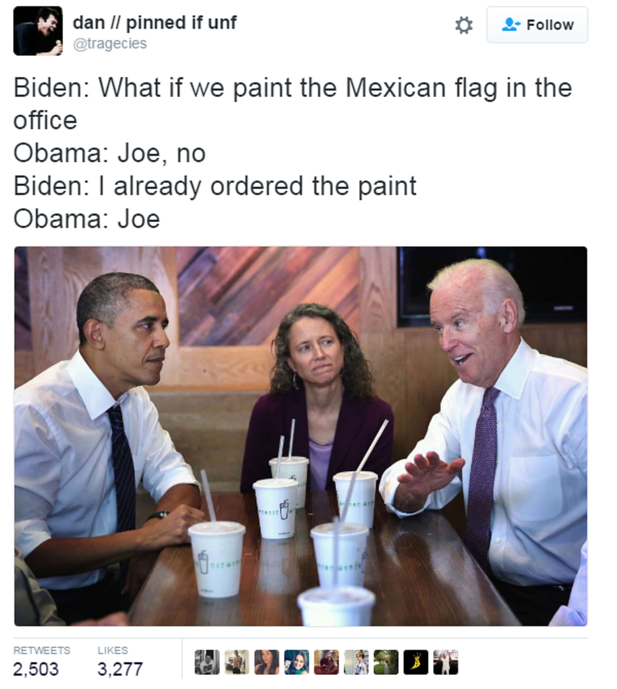 biden5 16 of the funniest joe biden and obama memes the poke