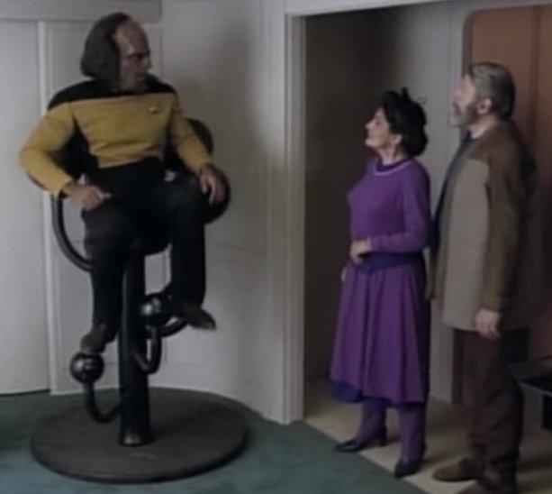 Star Trek Chair: