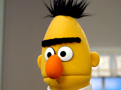 People Are Saying That Rod Stewarts Genitals Look Like Bert From