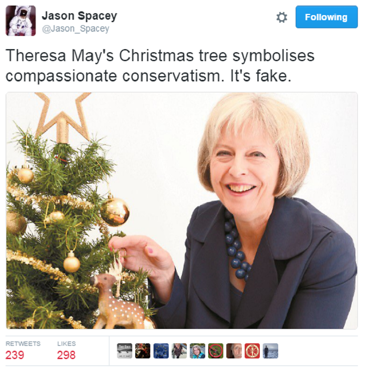 The 25 Funniest Twitter Jokes About Christmas The Poke
