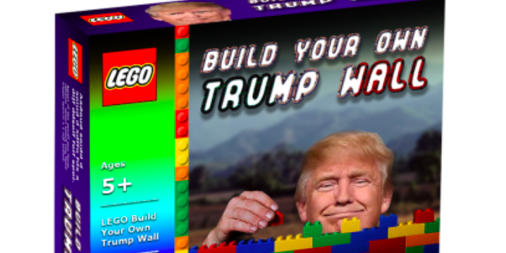 Build your own Donald Trump wall | The Poke