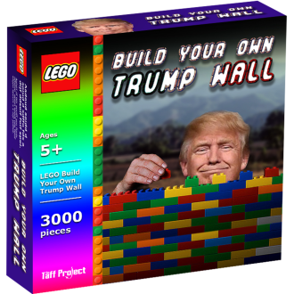 Toy of the week: Build Your Own Trump Wall | The Poke