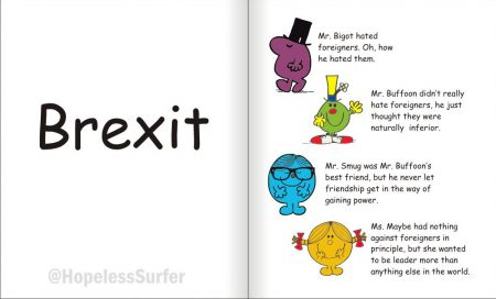 If Brexit Was A Mr Men Story The Poke