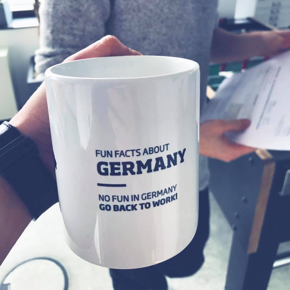 "This ""fun facts about Germany mug"" nails Germany The Poke"