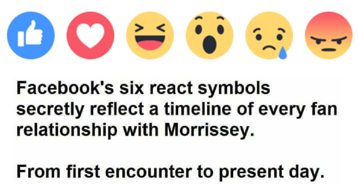 How Facebooks Six React Symbols Secretly Reflect A Timeline Of