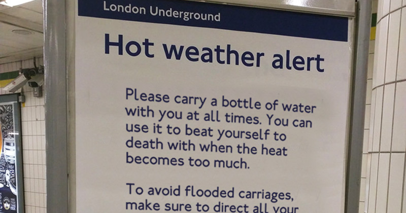 Uk Travel Warning On Us