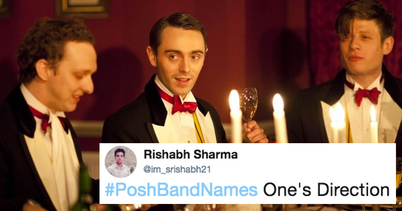 10 posh band names for upper class music fans