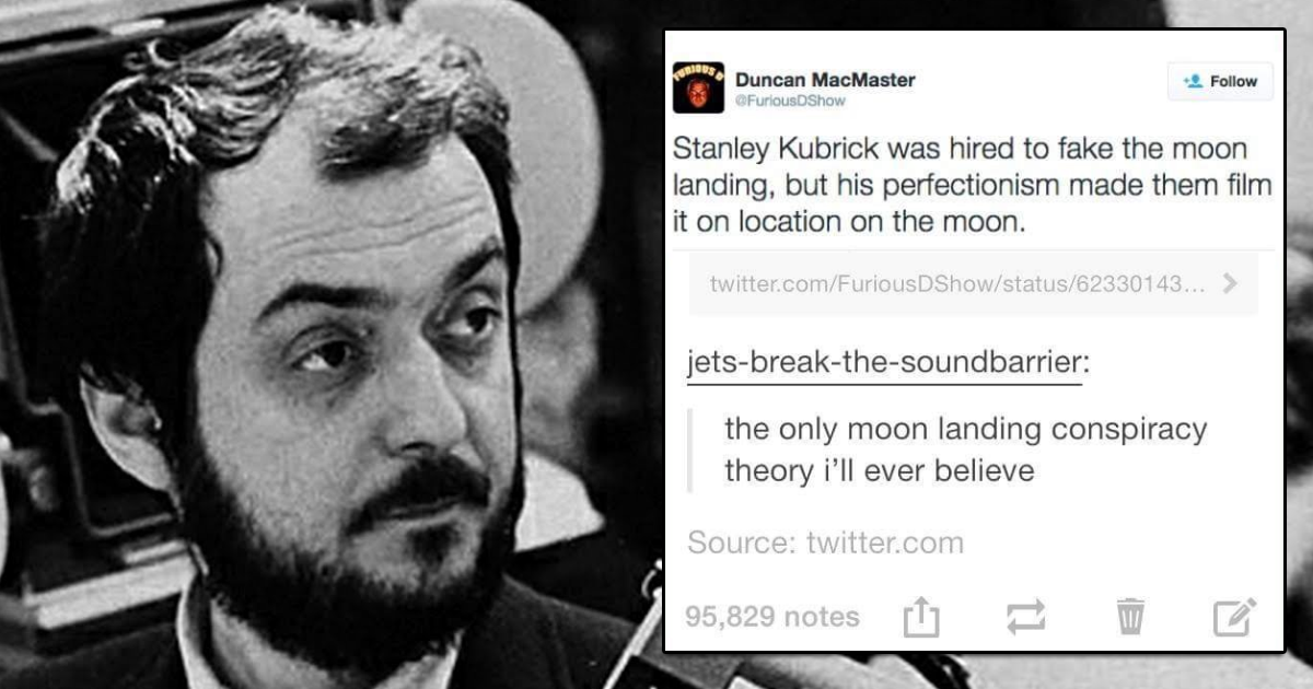 The only moon conspiracy theory we find believable The Poke