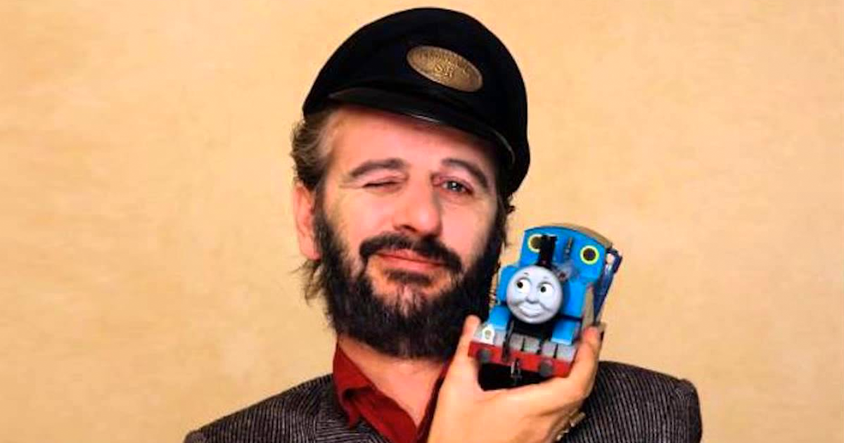 Former Thomas The Tank Engine Narrator Backs Brexit Only Four Tweets You Need To Read