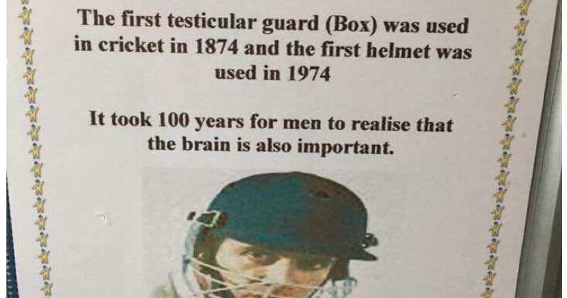 Today's 'little known fact'