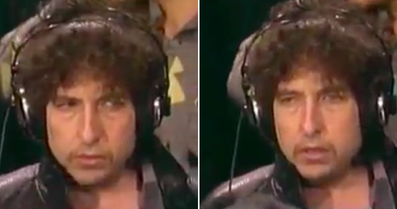 Bob Dylan singing 'We Are The World' went viral because it's funny and sums up everyone's mood right now