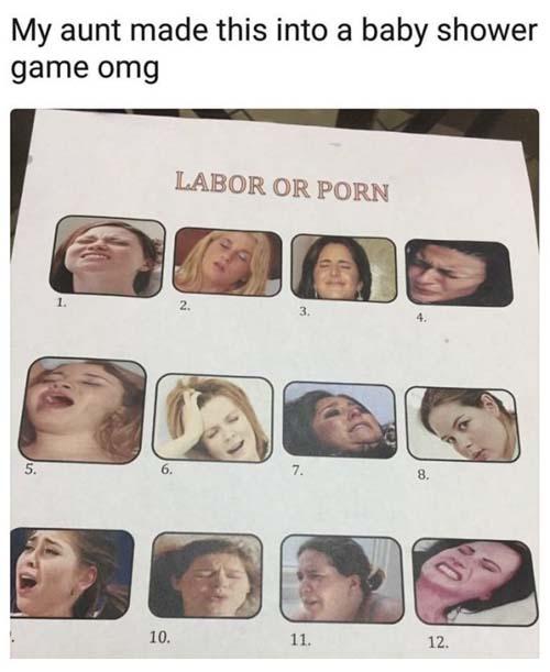 Labor Or Porn
