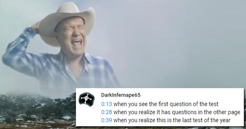 Screaming Cowboy Meme Song