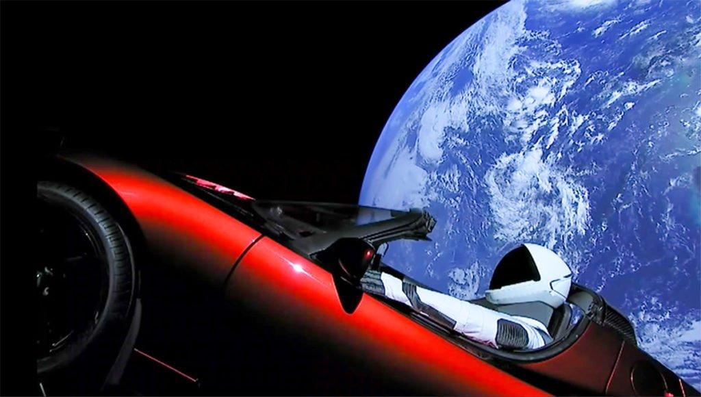 Our 7 favourite responses to Elon Musk sending a Tesla ...