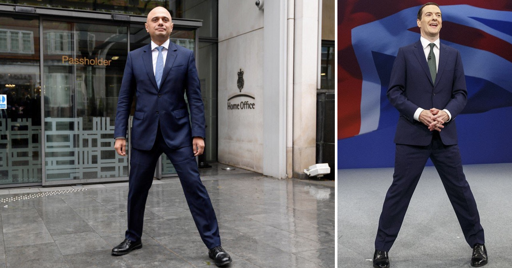 the tory power stance is the only thing you need to read