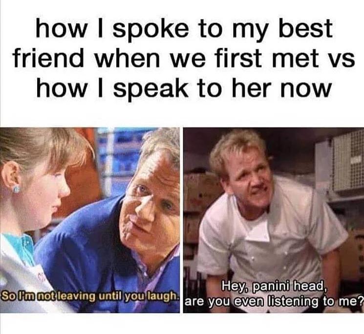 Memes About Friend