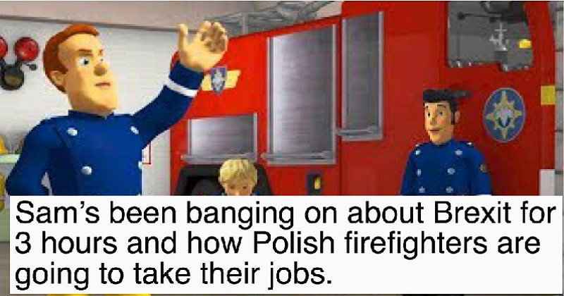 These Hilarious Spoof Episodes Of Fireman Sam Could Never