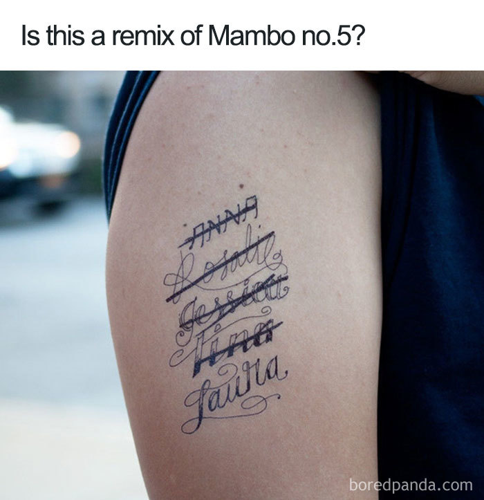 16 Tattoo Memes That Give A Hilarious Insight Into The World Of Ink The Poke Your daily dose of fun! 16 tattoo memes that give a hilarious