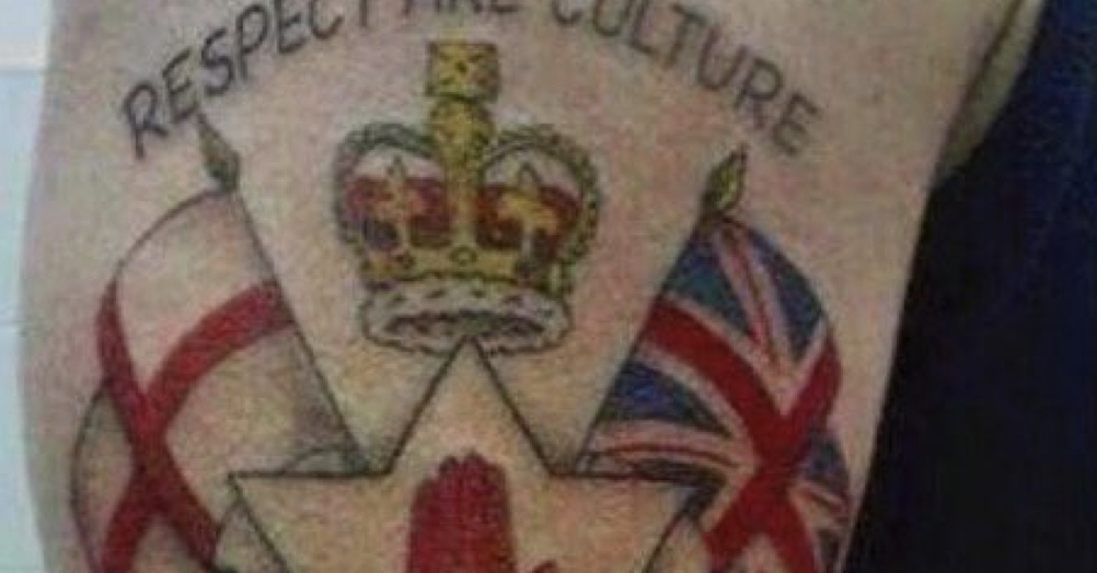Tattoo Verb: People Are Arguing Whether This Tattoo Suffered A Spelling