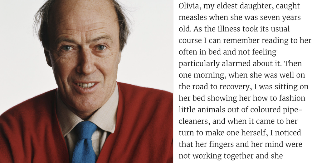 Roald Dahl's shutdown of anti-vaxxers is even more relevant today than it was 30 years ago