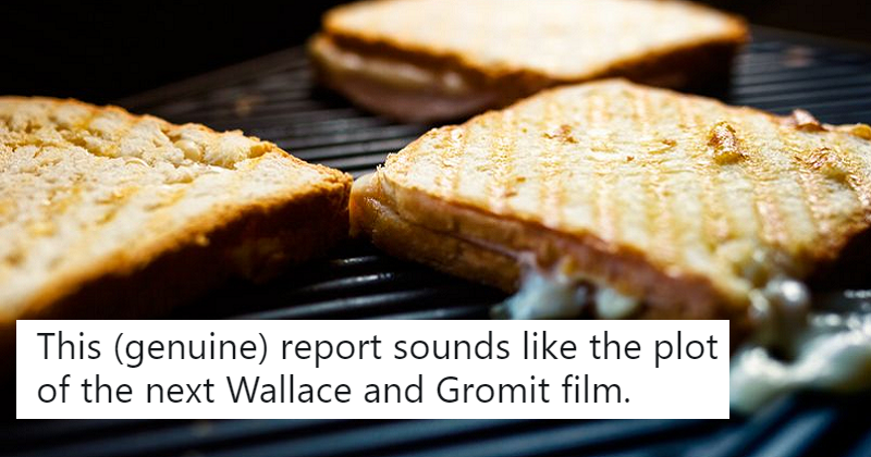 You won't believe why a council has got it in for cheese toasties