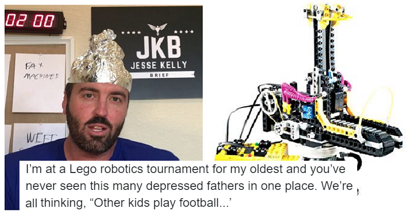 The takedowns of a dad who mocked his son's LEGO competition are just glorious - our 13 favourites
