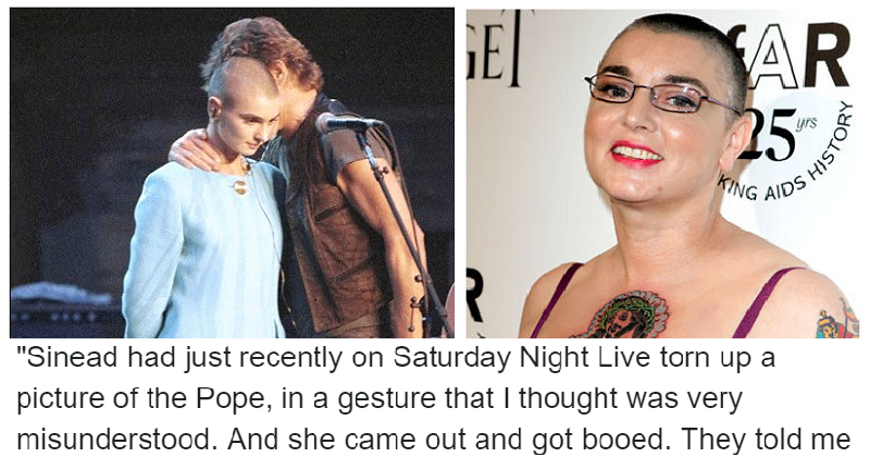 This little-known story about Sinead O'Connor has gone viral because it's so moving
