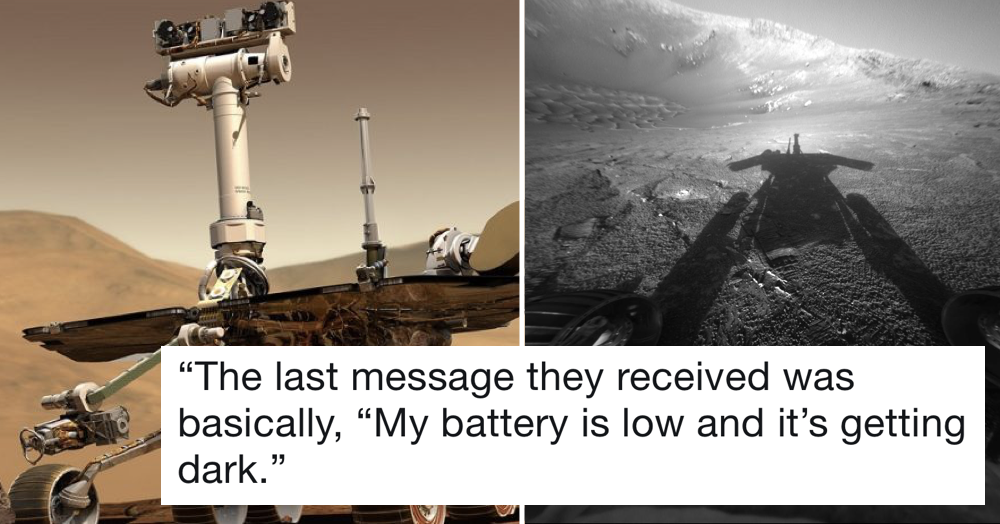mars rover final message - photo #2