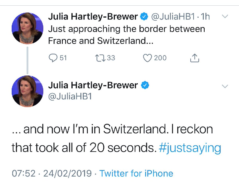 Yet another Brexiter doesn't understand how Schengen borders work – our 14 favourite reactions