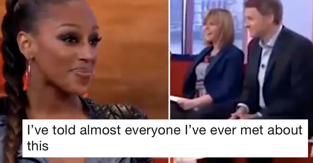 When Alexandra Burke Thought She Brought The Phrase